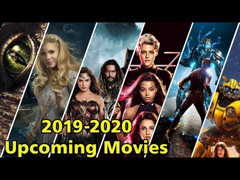 Upcoming Hollywood Movies 2019 to 2020 || Best Action Movies