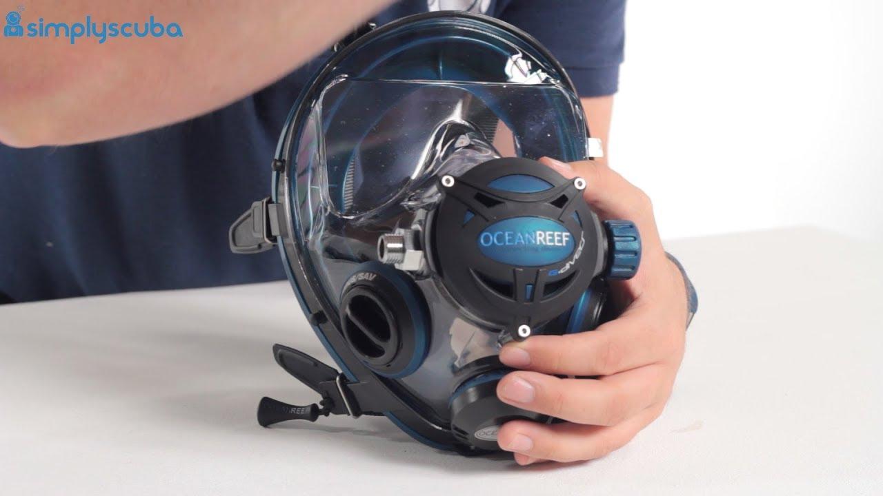 Ocean Reef Extender Camera /& Torch Light Support Neptune Space G Divers