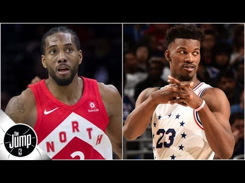 'I only trust Kawhi and I only trust Jimmy Butler' - Paul Pierce on Raptors vs. 76ers | The Jump