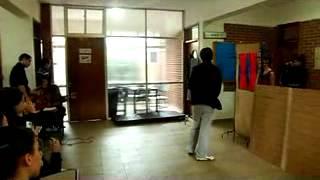 El enamorado y la muerte - 4to 2 liceo 5 Rivera