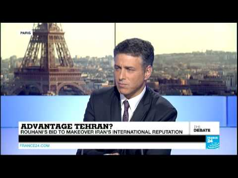 Advantage Tehran? Rouhani's Bid To Make Over Iran's International Reputation (part 2) - #F24Debate
