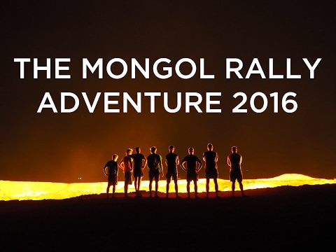 The Mongol Rally Adventure 2016