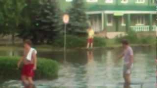 Потоп в маневичах