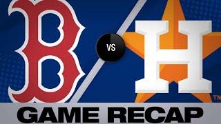 5/25/19: Correa's walk-off single leads Astros to win