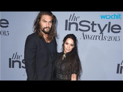 Jason Momoa Loves Being A Father