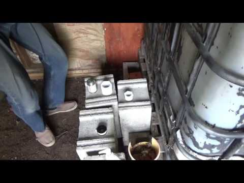Connected Wind Turbine & Plumbing Rain Water System