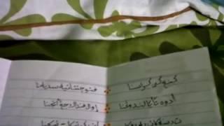 vuclip Syairan santri salafi yang lagi putus cinta