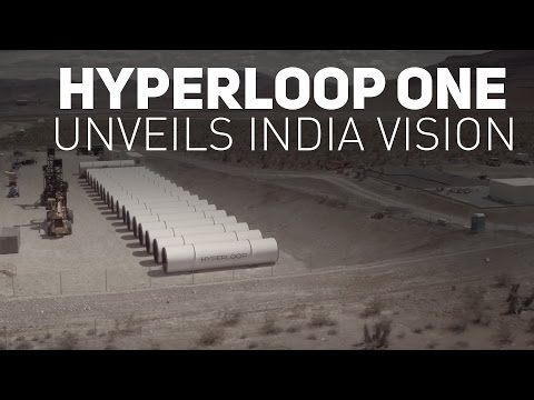 Hyperloop Targets An Operational System By 2020