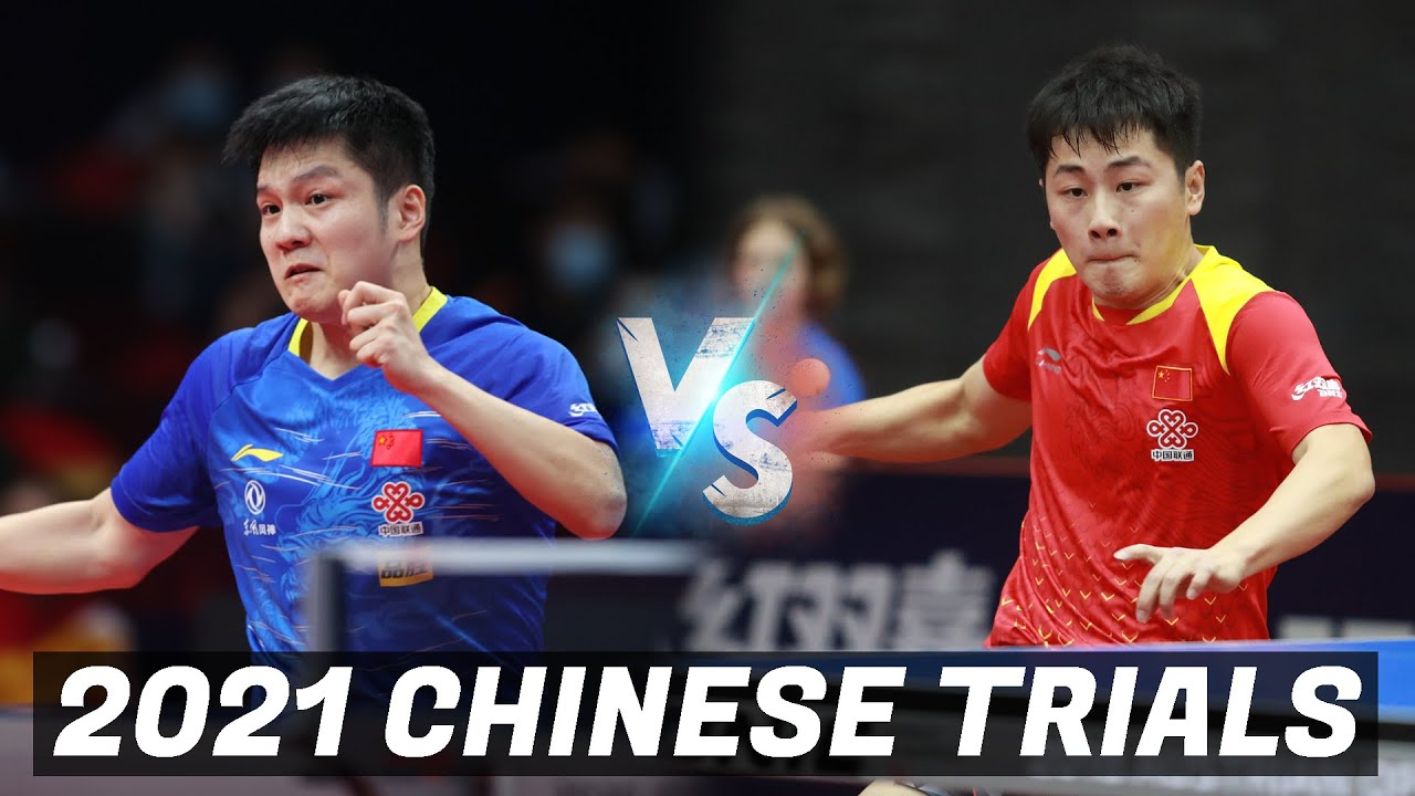 Download Fan Zhendong vs Zheng Peifeng | 2021 Chinese Trials (Group Stage)