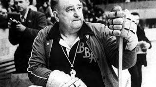 Анатолий Владимирович Тарасов - легендарный советский тренер.