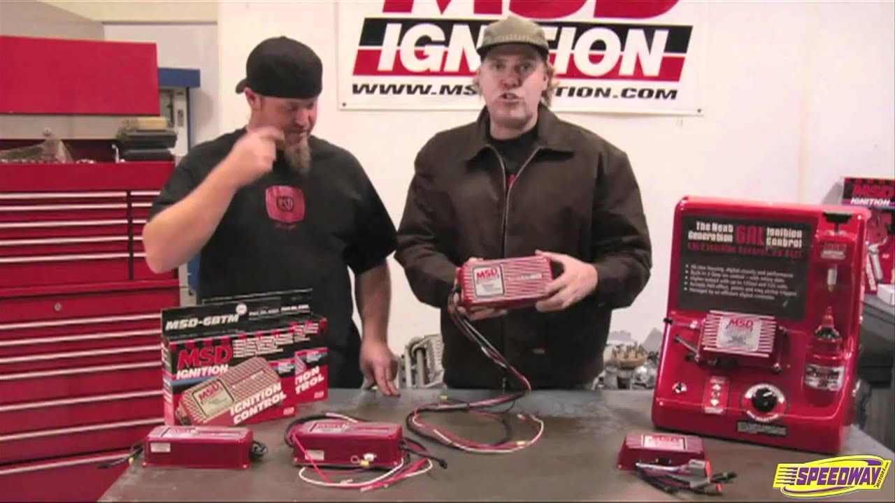 Differences Between Msd 6 Series Ignitions Youtube Ignition Wiring Diagram 6btm