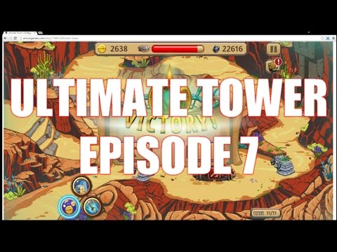 Ultimate Tower - Armor Games Level 7   Mana Plays