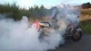 ZX12 Burnout Thumbnail