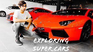 Exploring Super cars in BBT..❤️❤️