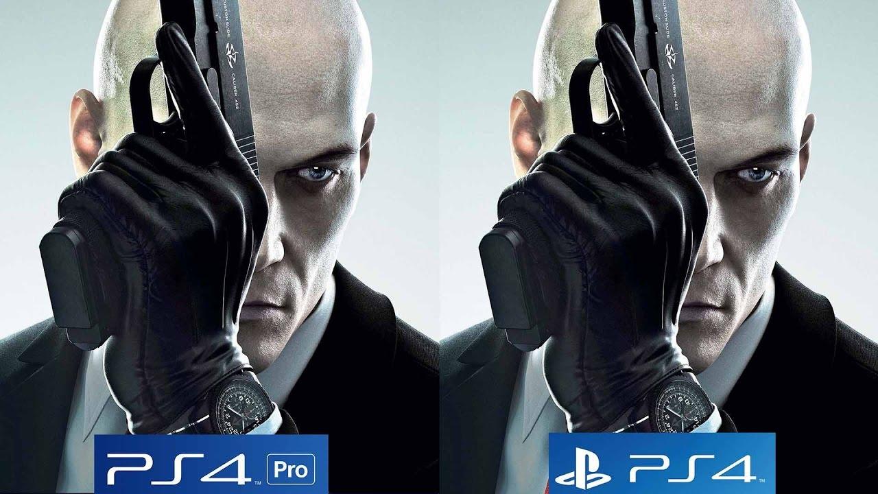 Hitman PS4 PRO vs PS4 Graphics Comparison: A Decent Upgrade