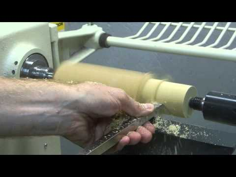 Part 1 of 3 - Woodturning: Can I do it with carbide