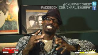 The Illest: Interview with Charlie Murphy and Freez Luv - Part 2