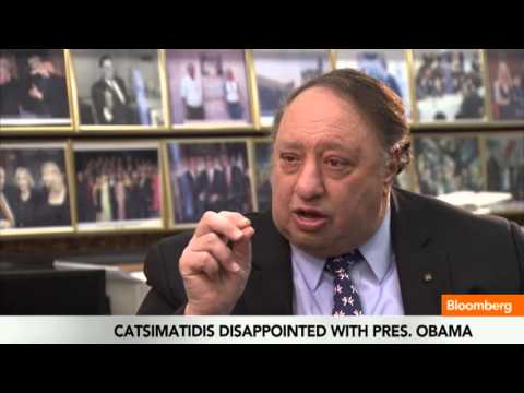 Next NYC Mayor? Meet Billionaire John Catsimatidis