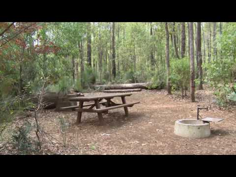 TOP 10 CAMPING SPOTS – (3) Lane Poole Reserve