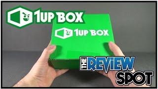 Subscription Spot - 1Up Box December 2016