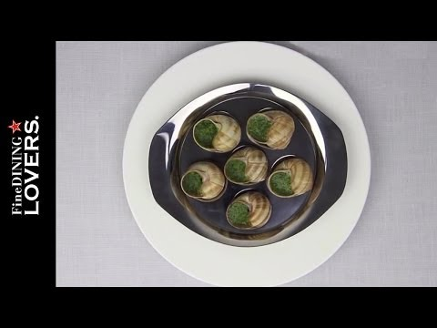 How to Eat an Escargot  Fine Dining Lovers by SPellegrino & Acqua Panna