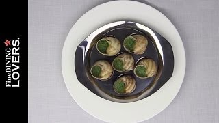 How to Eat an Escargot | Fine Dining Lovers by S.Pellegrino & Acqua Panna
