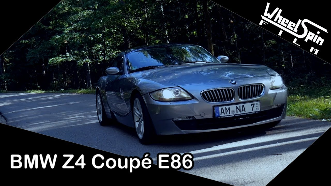 Bmw Z4 Coupé E86 Youtube