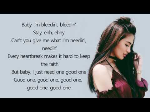 Lady Gaga : Million Reasons  Lyrics Julie Anne San Jose