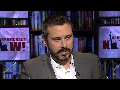 Jeremy Scahill on Obama's Orwellian War in Iraq: We Created the Very Threat We Claim to be Fighting