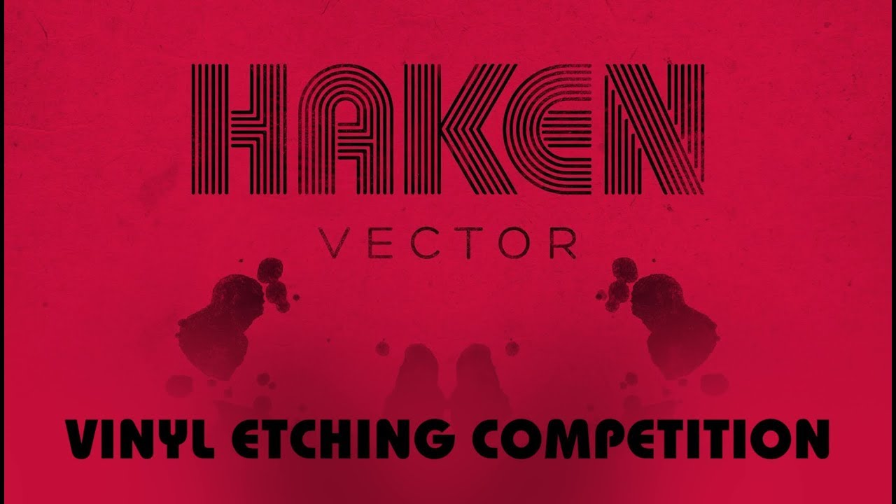 Haken Vector Etching Competition Youtube