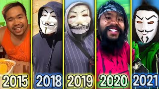 MELVIN PZ9 EVOLUTION 2015-2020 🔥 vs CHAD WILD CLAY BATTLE ROYALE! 😱 (CWC, Vy Qwaint Project Zorgo)