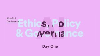 AI Ethics, Policy, and Governance at Stanford - Day One