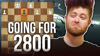 GETTING MY 2800 RATING BACK | GM Hambleton