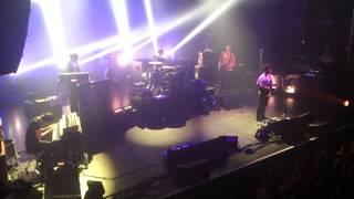 Foals - Late Night @ Ancienne Belgique Brussels 15/03/13