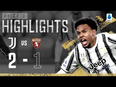 Juventus 2-1 Torino | McKennie & Bonucci Score in Epic Derby Comeback! | EXTENDED Highlights