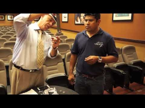 Motorized Drapery Rods for Theater Drapes and Stage Curtains | Galaxy Design Video #113