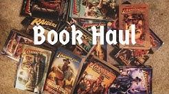 Indiana Jones Book Haul
