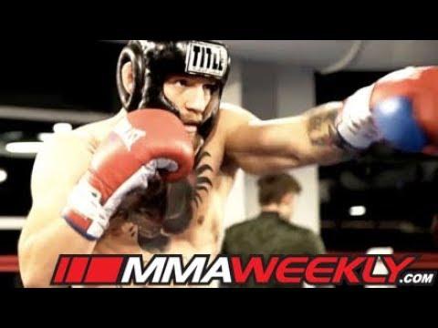 Conor McGregor on His Favorite Boxers
