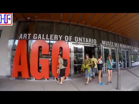 Toronto | Art Gallery of Ontario (AGO) | Tourist Attractions | Episode# 8