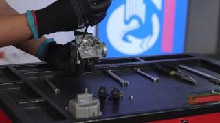 Cómo limpiar el carburador de tu moto