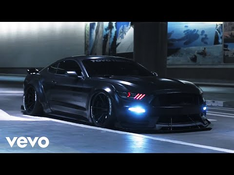 $uicideboy$ - LTE (KEAN DYSSO Remix) | Mustang GT Showtime