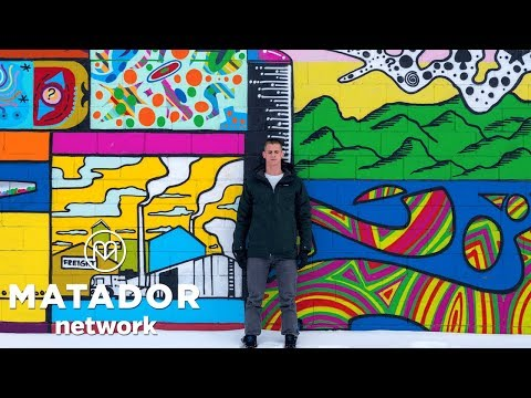 Destination Art: Explore Edmonton with Kyle Huber