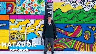Destination Art: Explore Edmonton with Kyle Huber