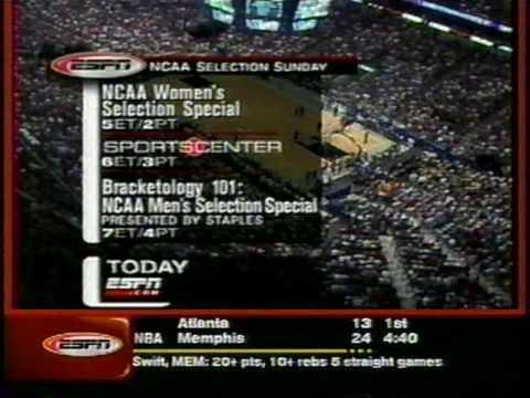 #6 Oklahoma vs. Missouri - 2003 Big 12 Tournament Championship - Part 4