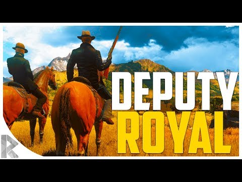 I'm A Deputy! - MMO Based in the WILD WEST! - Wild West Online Gameplay #1 (WWO)