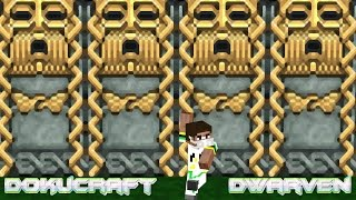 Minecraft Resource Pack Review - Dokucraft Dwarven Thumbnail