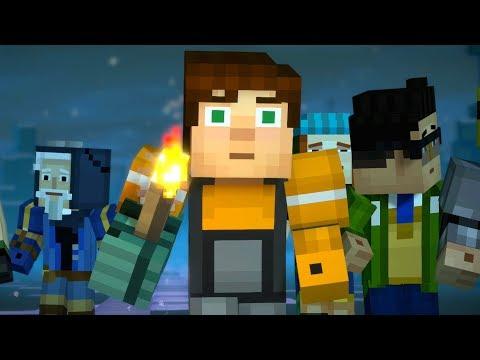 Minecraft: Story Mode - Eternal Snow Plague  - Season 2 - Episode 2 (8)