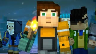 Minecraft: Story Mode - Eternal Snow Plague  - Season 2 - Episode 2 (8)