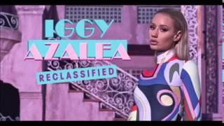 Iggy Azalea - Trouble (feat. Jennifer Hudson)(Clean)(Lyrics)