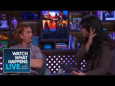 Ethan Hawke & Liam Neeson  Housewives Playhouse  WWHL